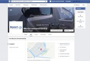 Beyaart op Facebook